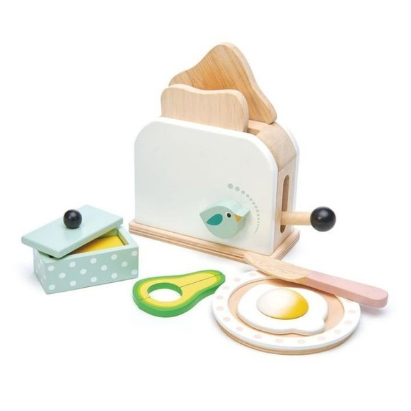 View larger image of Breakfast Toaster Set