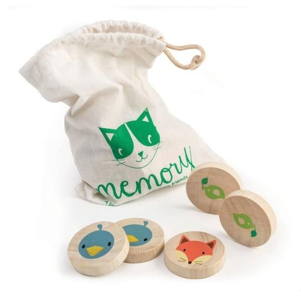 View larger image of Clever Cat Memory Game