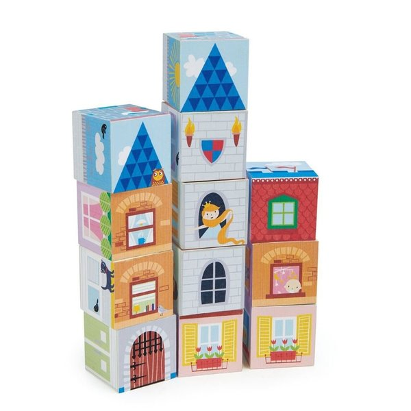 View larger image of Dream House Blocks