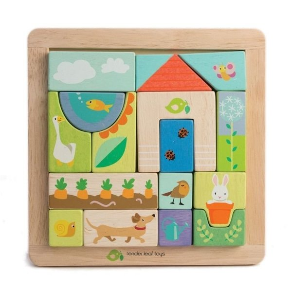 View larger image of Garden Patch Puzzle