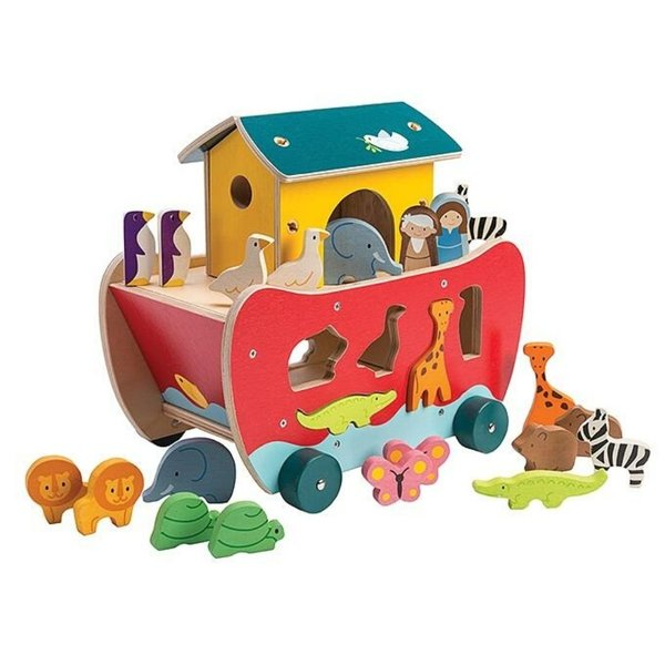 View larger image of Noah's Shape Sorter Ark