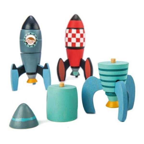 View larger image of Rocket Construction
