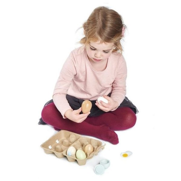 View larger image of Wooden Eggs