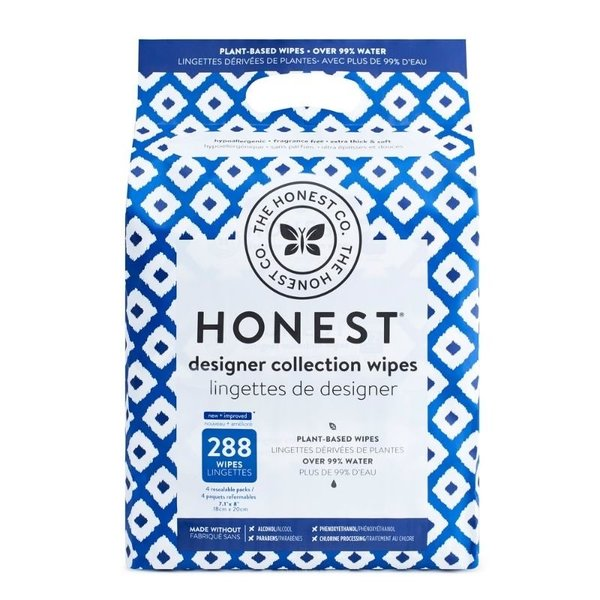 View larger image of Designer Collection Wipes - 288 Pack