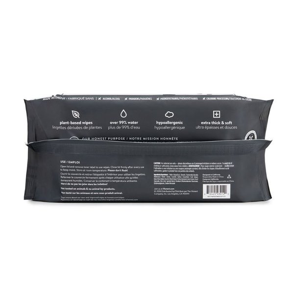View larger image of Designer Collection Wipes - 72 Pack