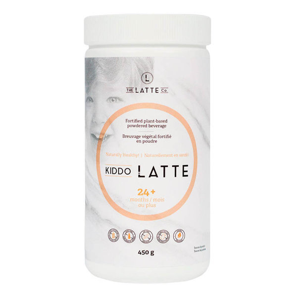 View larger image of Organic Plant-Based Drink Latte