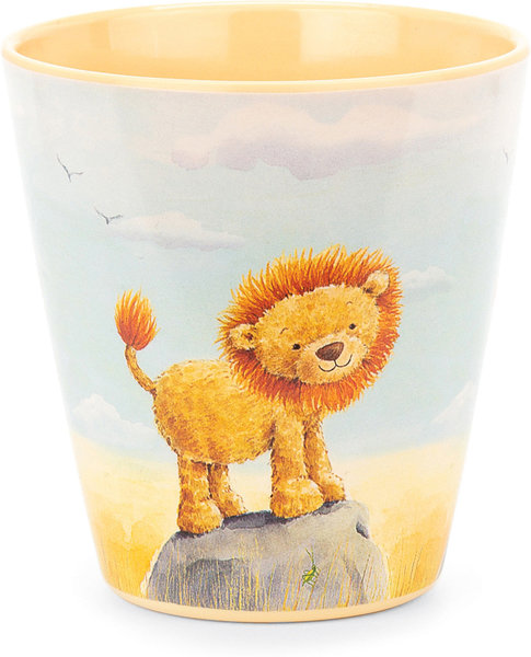 View larger image of The Very Brave Lion Cup