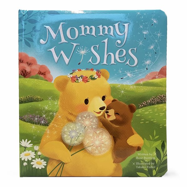 View larger image of Mommy Wishes Book