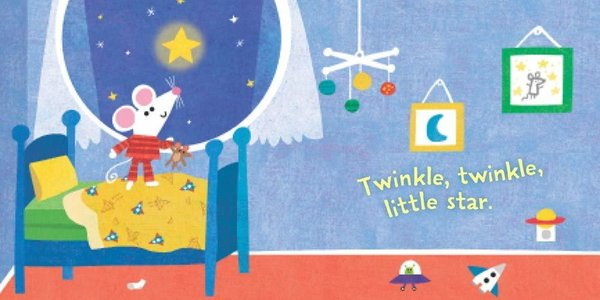 View larger image of Twinkle Twinkle Indestructible Book