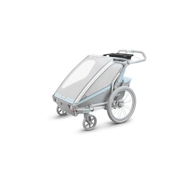 View larger image of Organizer Sport Double Stroller Caddy