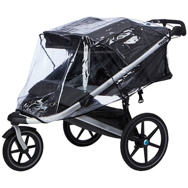 View larger image of Thule Urban Glide Rain Cover - Double