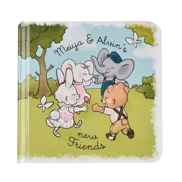 View larger image of Meiya & Alvin Story Book