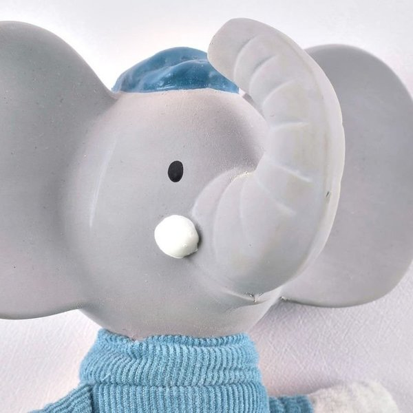 View larger image of Soft Rattle with Rubber Head