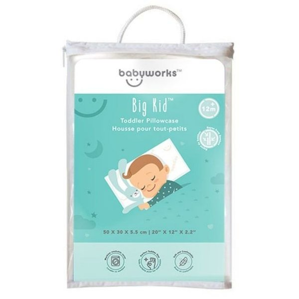View larger image of Toddler Replacement Pillowcase