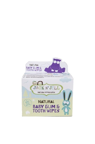 View larger image of Baby Tooth & Gum Wipes - 25 Pack