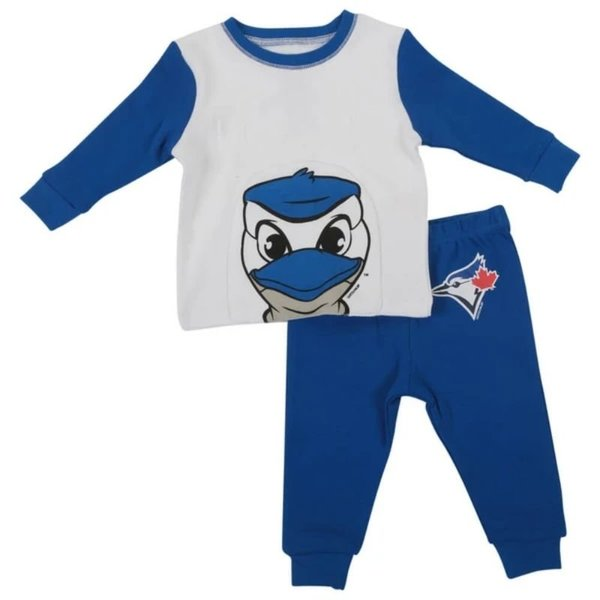 View larger image of Toronto Blue Jays 2pc Pajama Set