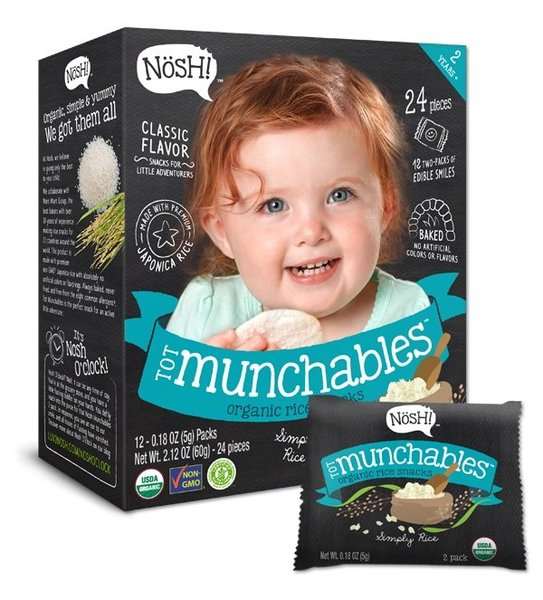 View larger image of Tot Munchables - Simply Rice