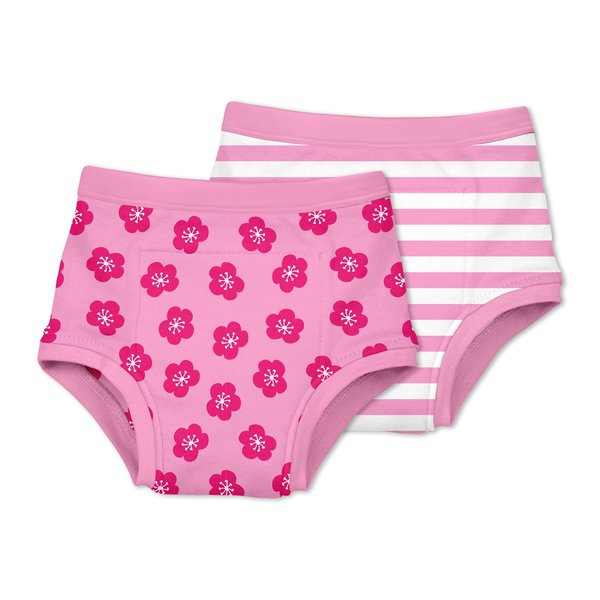 View larger image of Trainers 2pk-3yr-Pink Blossom