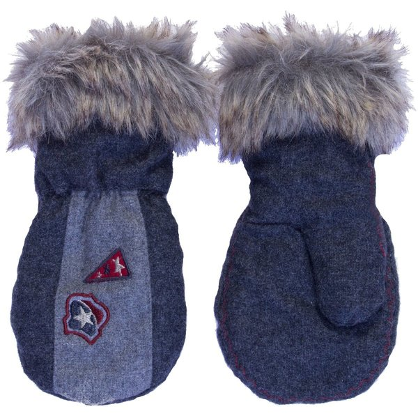 View larger image of Trapper Mitt Boy-Grey-L