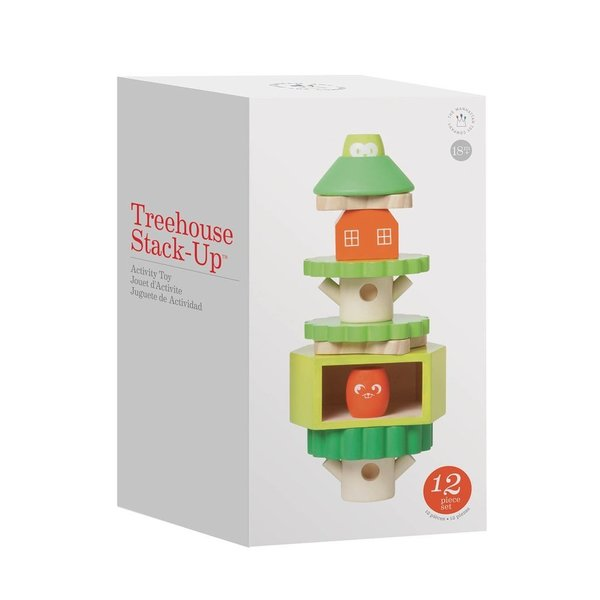 View larger image of Treehouse Stack-Up