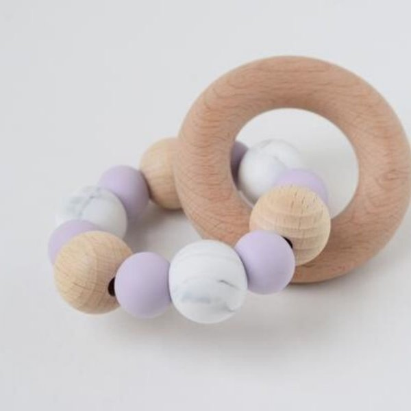 View larger image of Trio Teether/Rattles