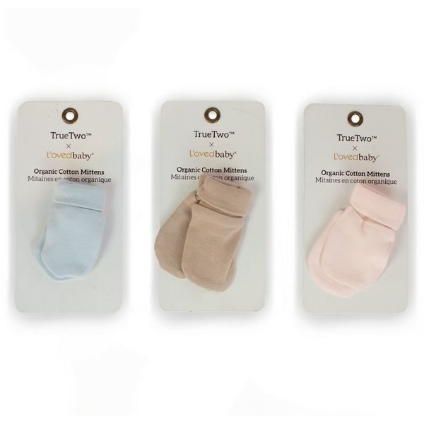 View larger image of Organic Cotton Mittens