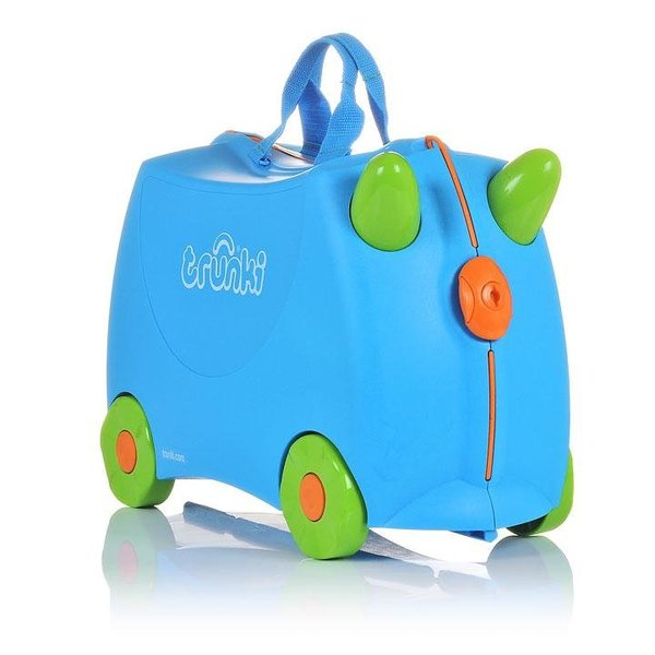 View larger image of Trunki - Terrance Blue