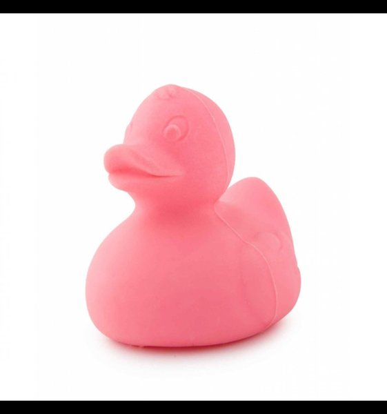 View larger image of Elvis the Tub Duck Bath Toy - Pink