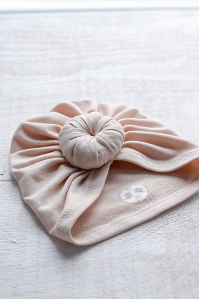 View larger image of Premium Turban - Nude