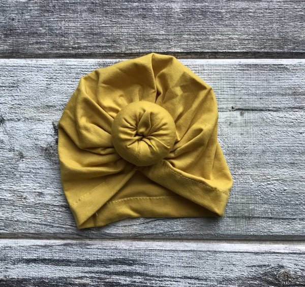 View larger image of Turban - Yellow