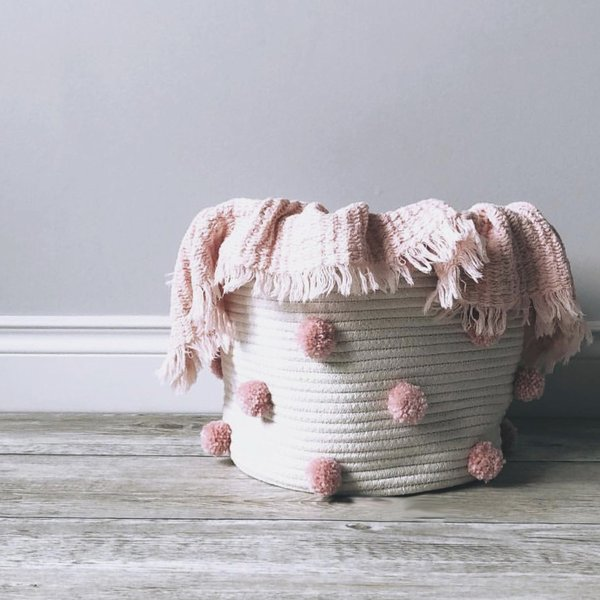 View larger image of Pom Pom Baskets
