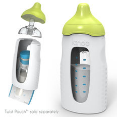 Twist Squeeze Natural Feeding Bottle - 2 Pack