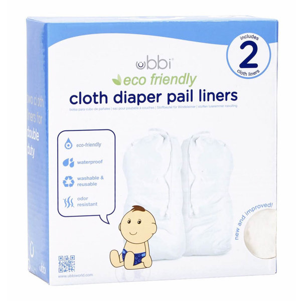 View larger image of Cloth Pail Liner-2pk