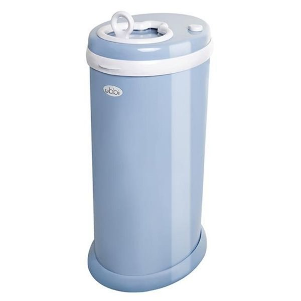 View larger image of Diaper Pail - Cloudy Blue