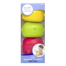 Squeeze & Switch Bath Toy