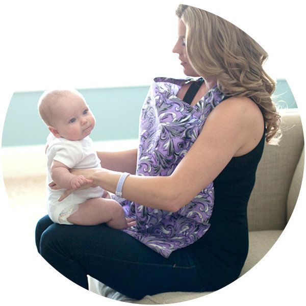 View larger image of Udder Cover - Nursing Covers