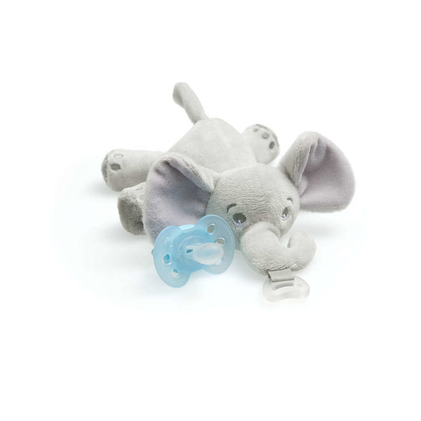 View larger image of Ultra Soft Snug 0-6m+ Elephant