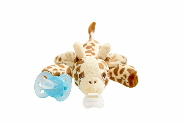 View larger image of Ultra Soft Snug 0-6m+ Giraffe