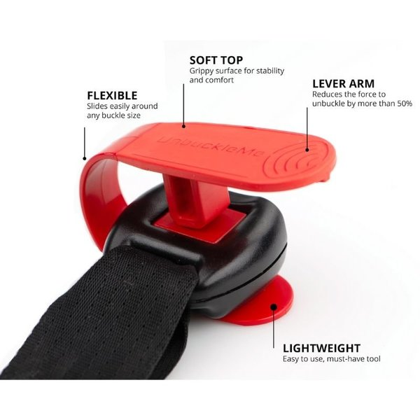 View larger image of UnbuckleMe Car Seat Release Tool