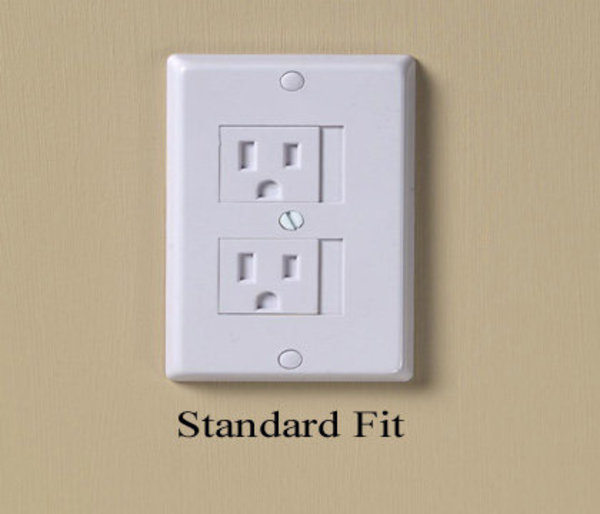 View larger image of Universal Outlet Cover - 3 Pk