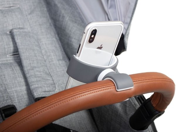 View larger image of Universal Phone Holder - Black