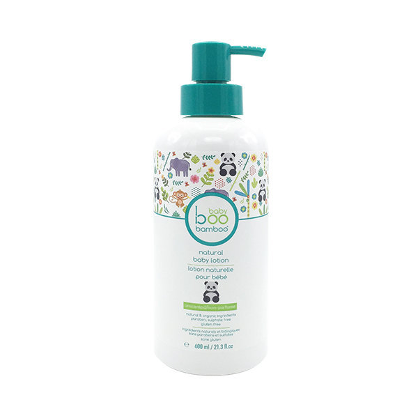 View larger image of Natural Baby Lotion Unscented 600ml
