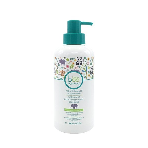 View larger image of Natural Baby Shampoo & Body Wash Unscented 600ml