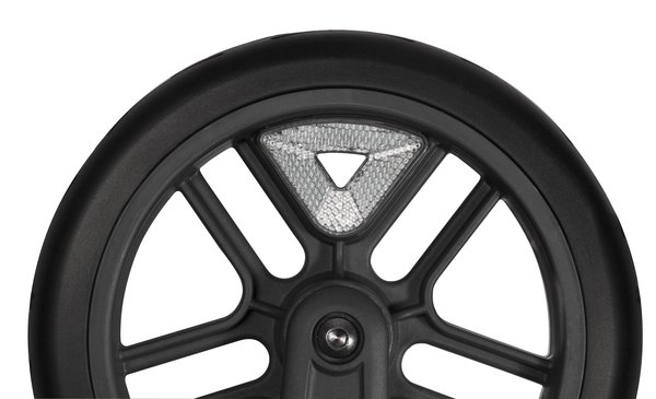 View larger image of VISTA Snap on Wheel Reflector