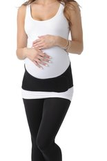 Upsie Belly Support Black