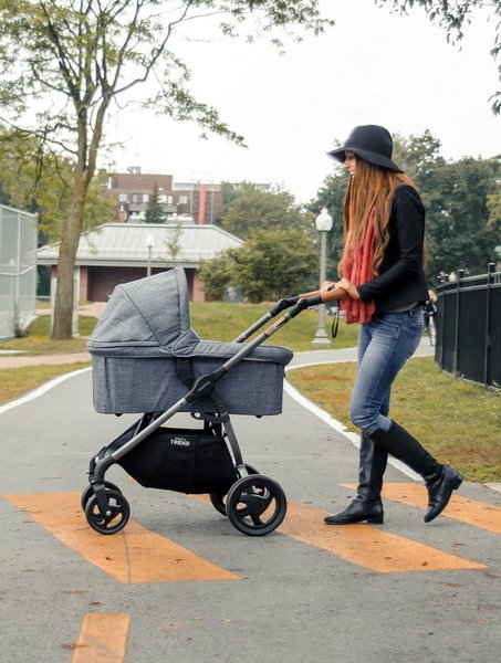 View larger image of Snap 4 Trend Stroller