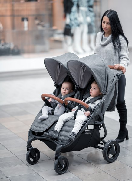 View larger image of Snap Duo Trend Double Stroller