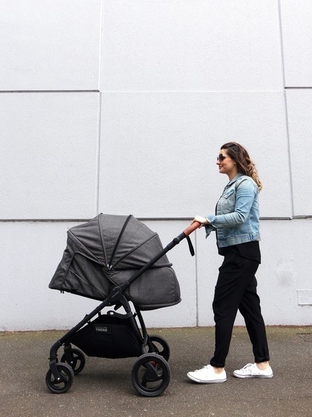View larger image of Snap Ultra Trend Stroller