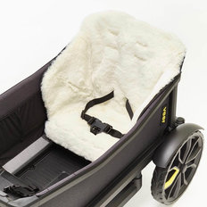 Shearling Seat Cover