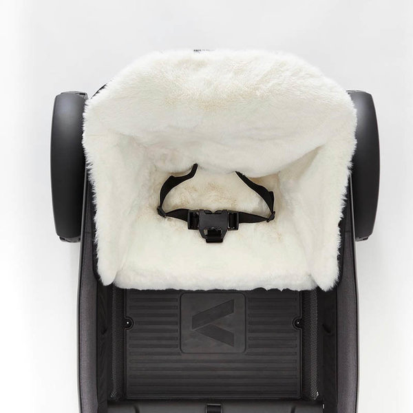 View larger image of Shearling Seat Cover